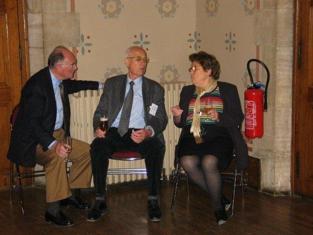 Jean, Jacqueline et Raymond
