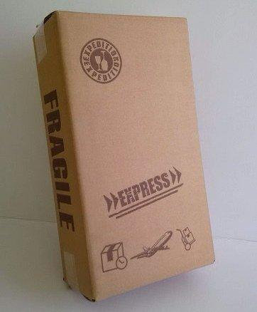 Emballage expédition bouteilles - lps