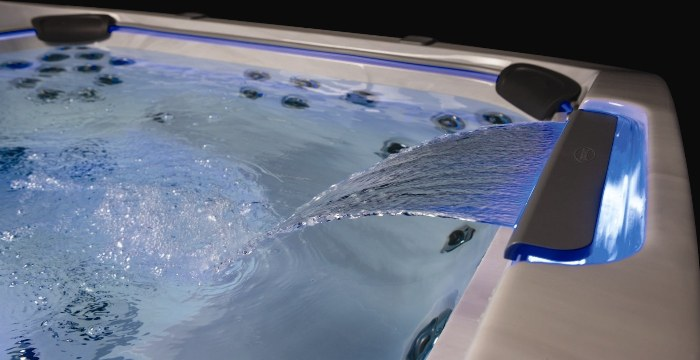 Spa Jacuzzi® J-215 3 places