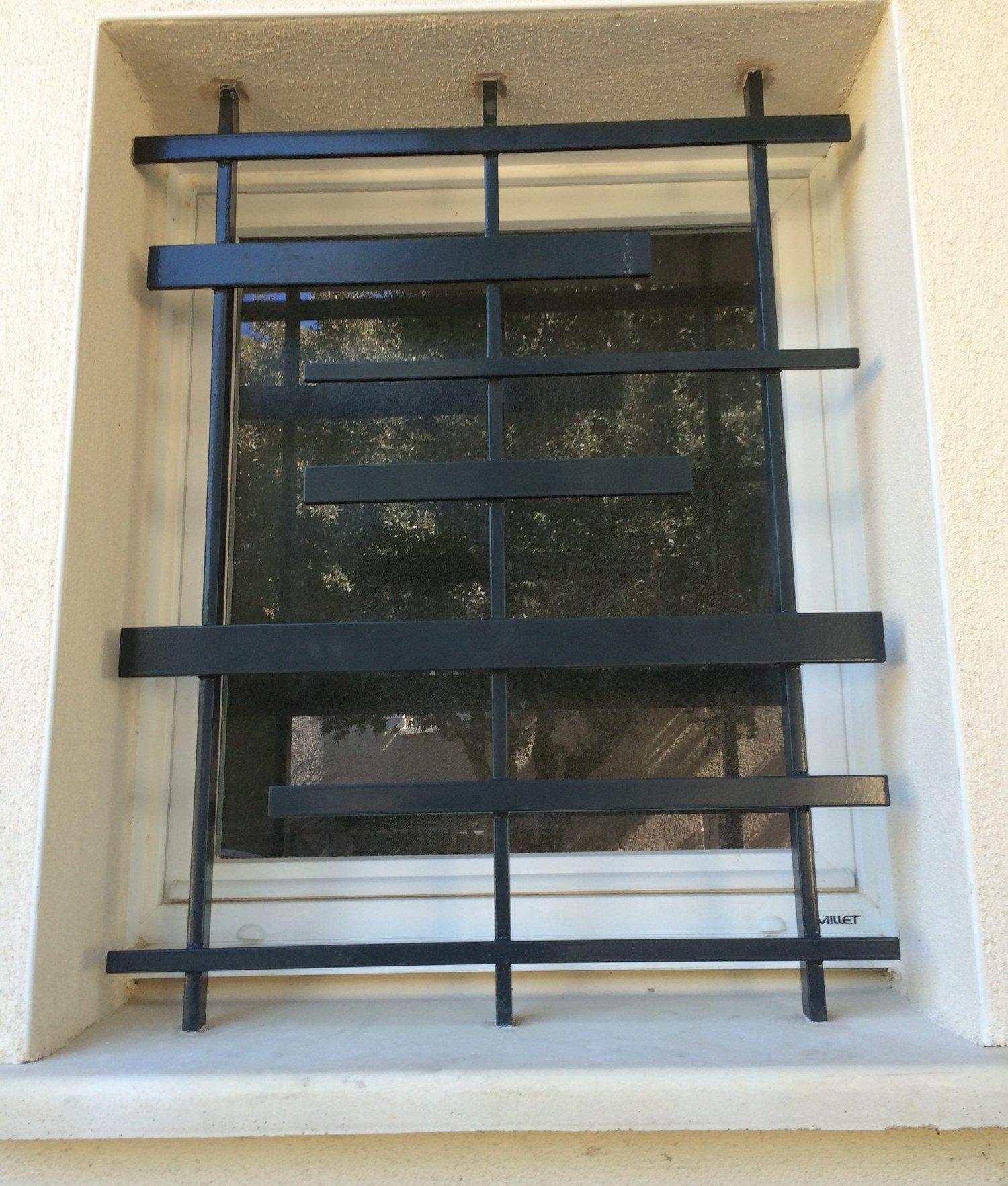 Grille fenêtre