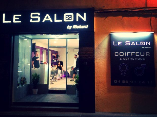 Salon by Richard coiffeur coiffure marseille 130013 coiffure mixte bar a ongle st jerome