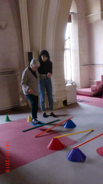 Atelier équilibre - Entr'Aide Gardoise - Nîmes