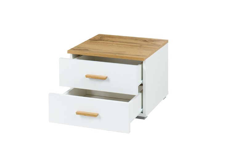 WOOD CHEVET OUVERT MODERNE NATURE