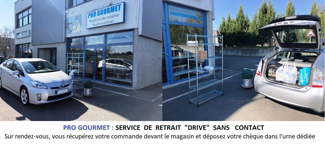 Annonce Service Drive