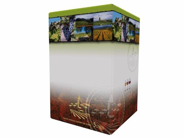 lps packaging - bib vin offset generique