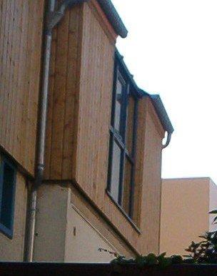 Verrière façade
