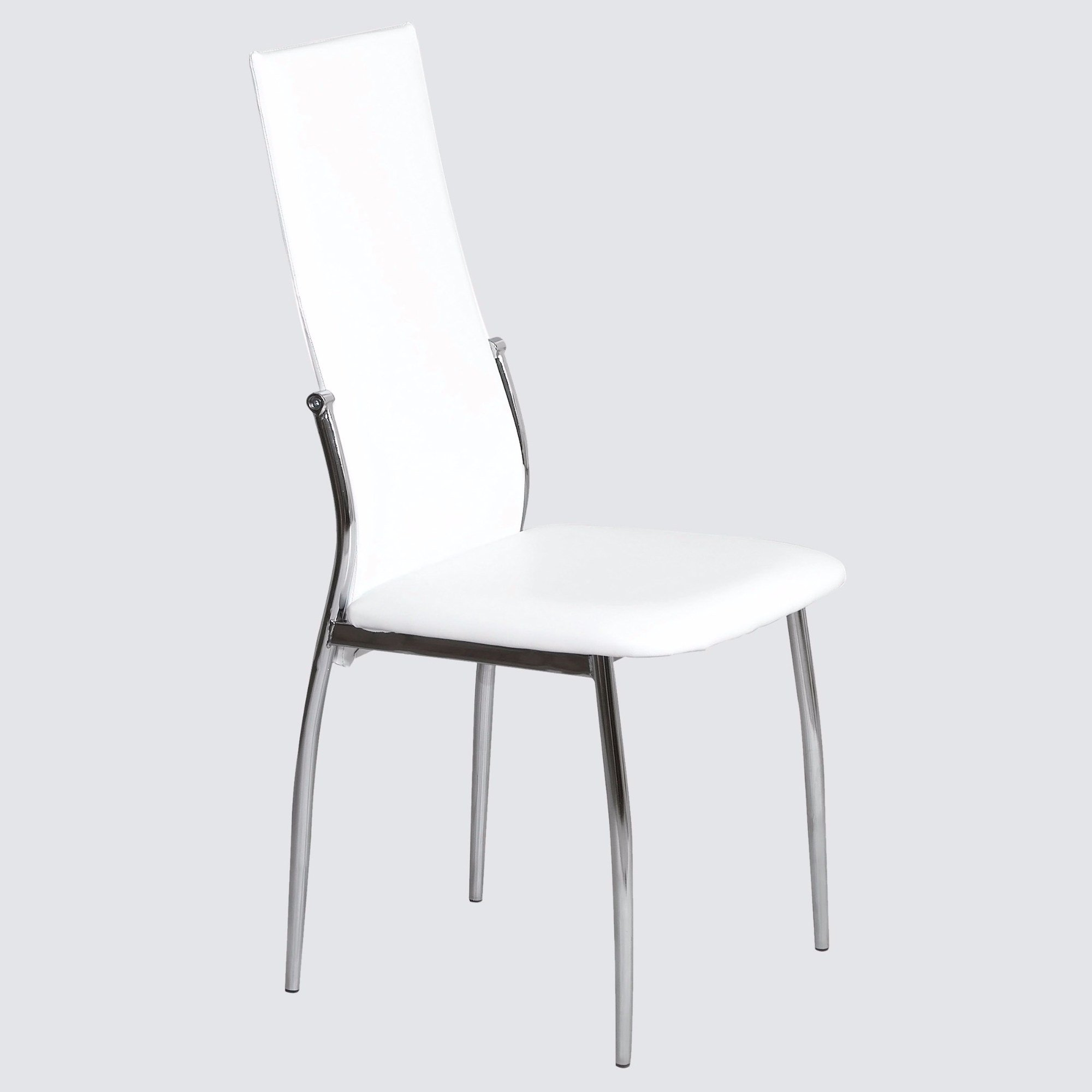 chaise doris blanc