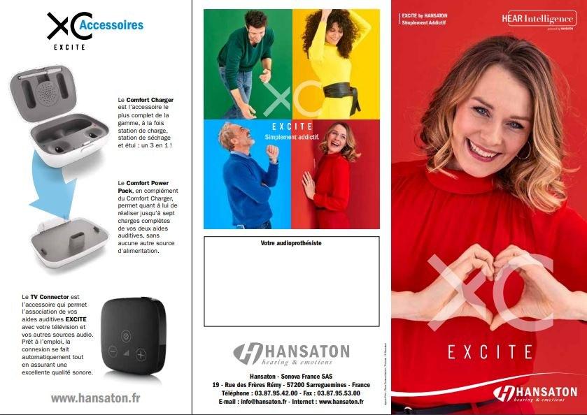 Appareils auditifs Hansaton - Audition Sarah Bitbol - Saint-Maur-des-Fossés