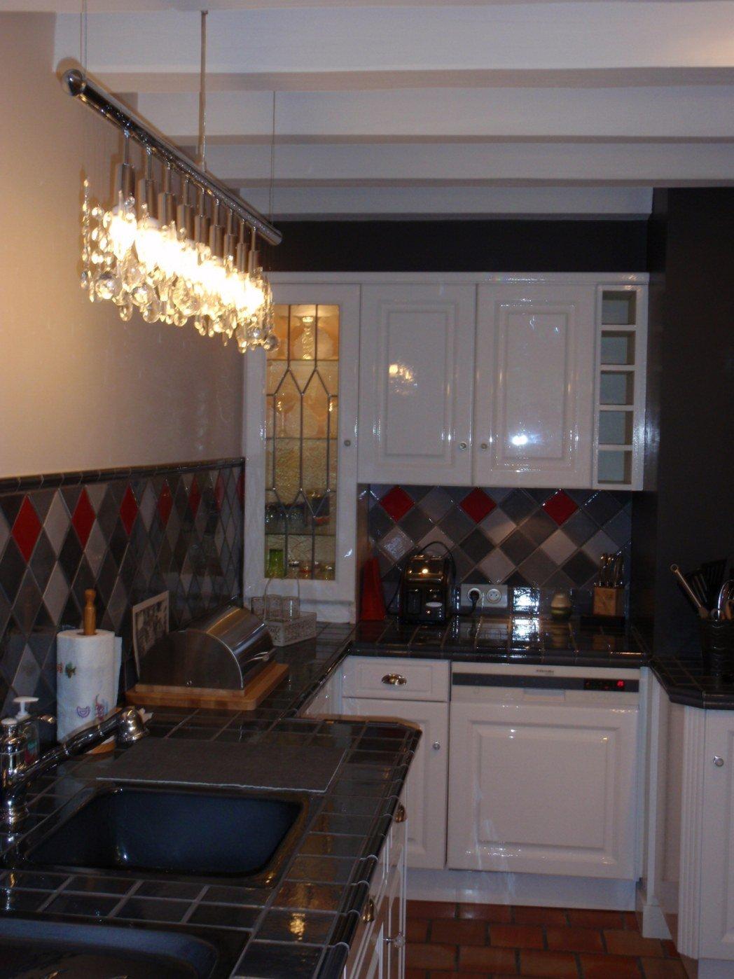 Home staging cuisine - Vallée peintures