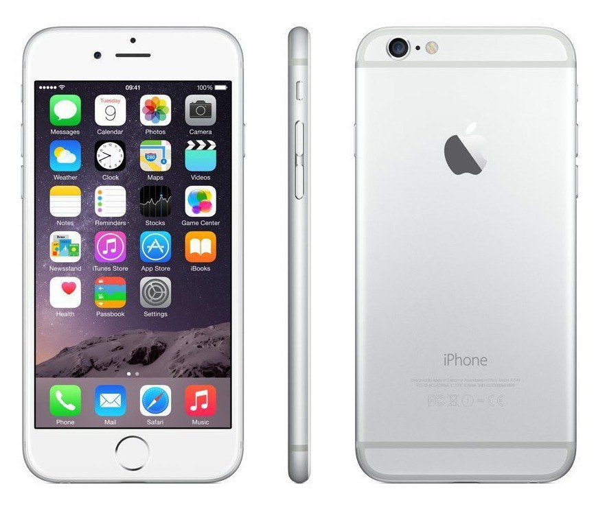 achat-Iphone-6-Silver-reconditionne-neuf-pascher-vaucluse-mobile-store