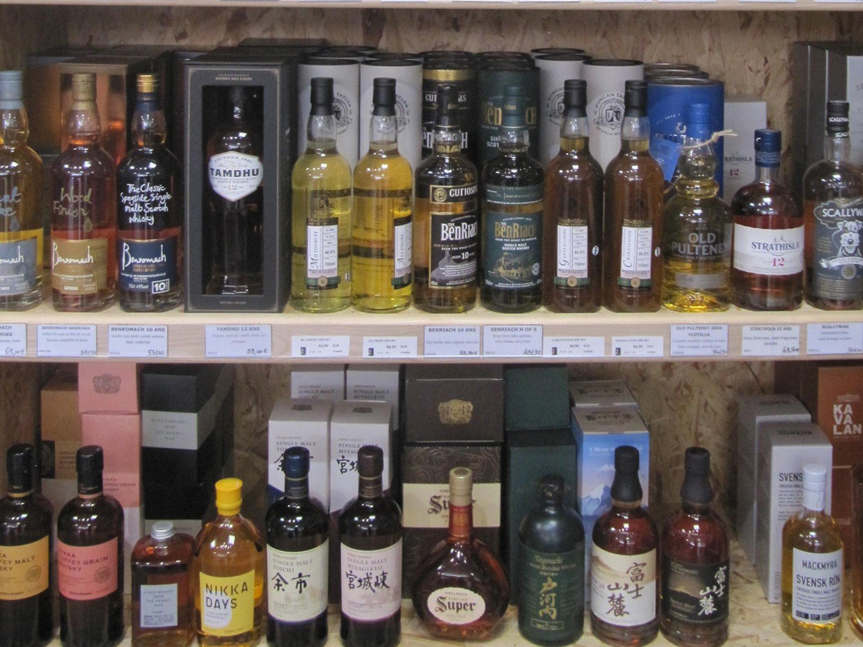 Whiskies