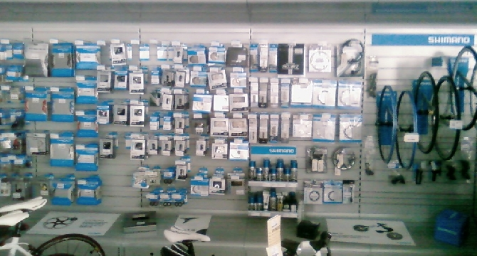 MAGASIN SHIMANO SERVICE CENTER.