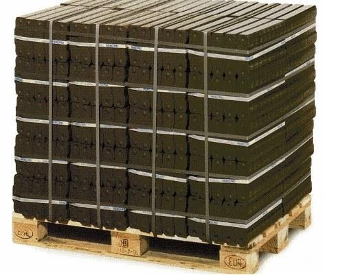 Briquette de charbon lignite - Mullet Combustibles - Avion