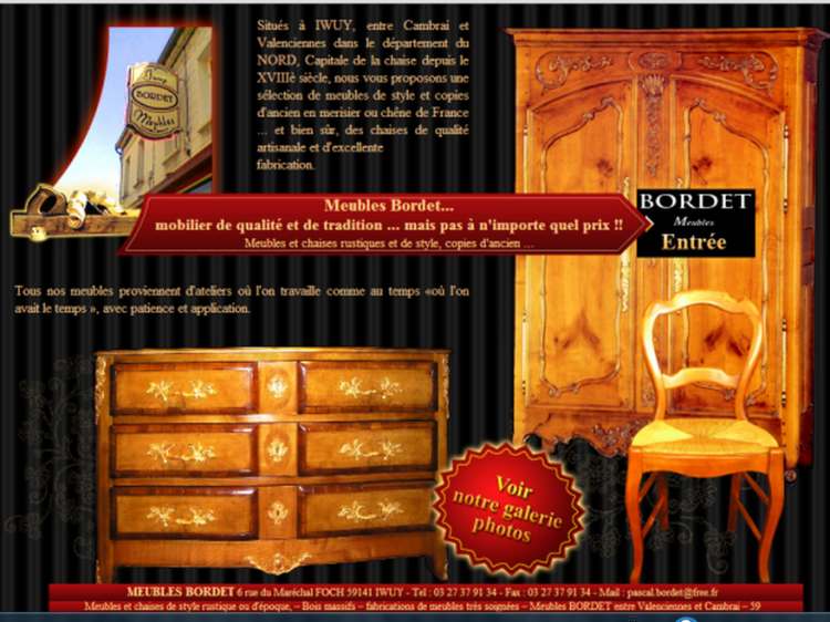 Meubles Bordet