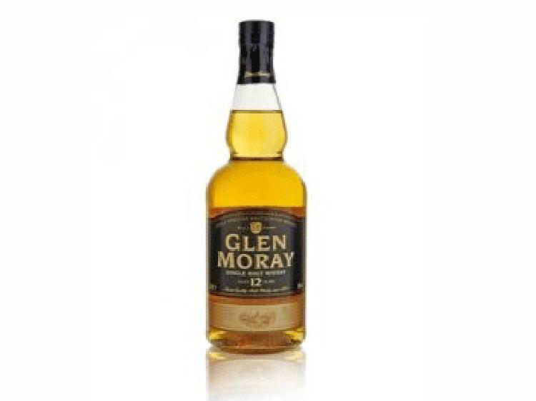 WHISKY GLEN MORAY Single Malt 12 ans