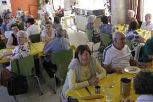 L'espace restauration pour personnes âgées entr'aide gardoise