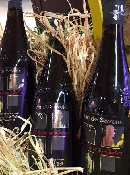 Vin de Savoie rouge