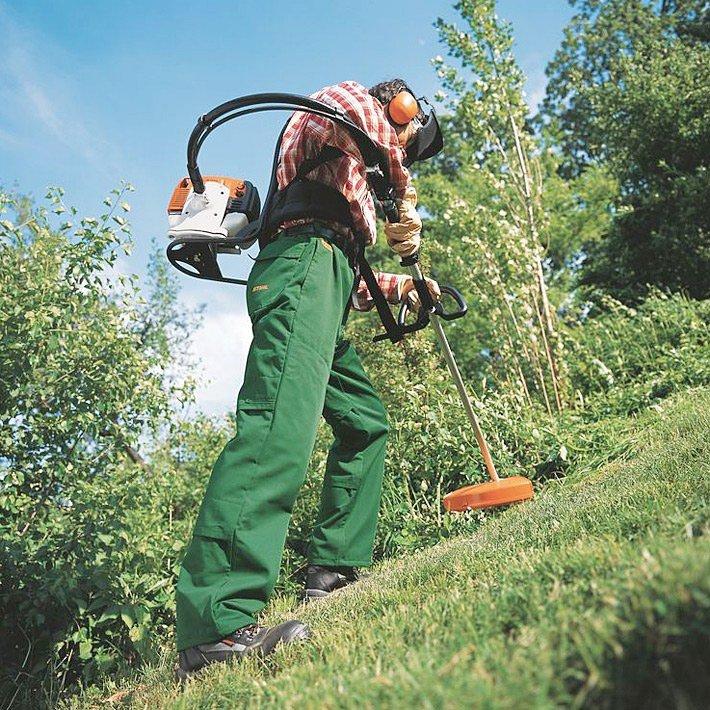 débroussailles stihl wolf viking jardinerie cardon fouquereuil