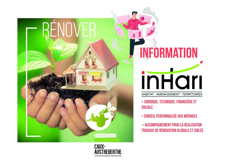 rénovation energetiqueINFO INHARI