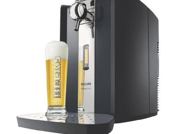 Nous vous prêtons la machine à bière!!