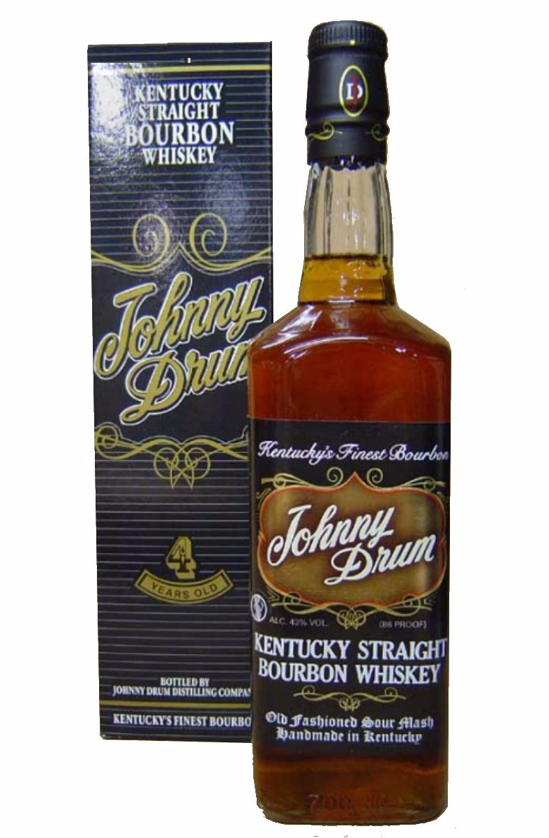 BOURBON KENTUCKY JOHNNY DRUM LA CENTRALE DES VINS