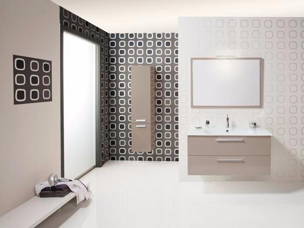 Salles de bain contemporaines Avn Concept (Contactez votre créateur ...