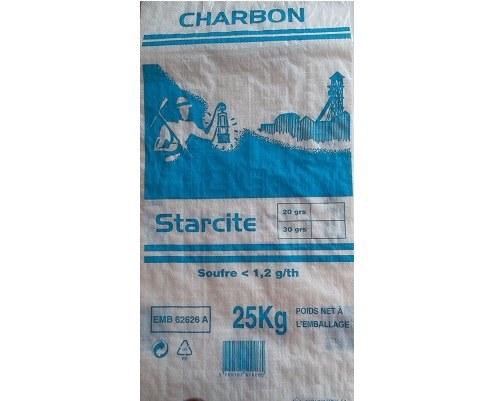 Charbon boulet défumé - Mullet Combustibles - Avion