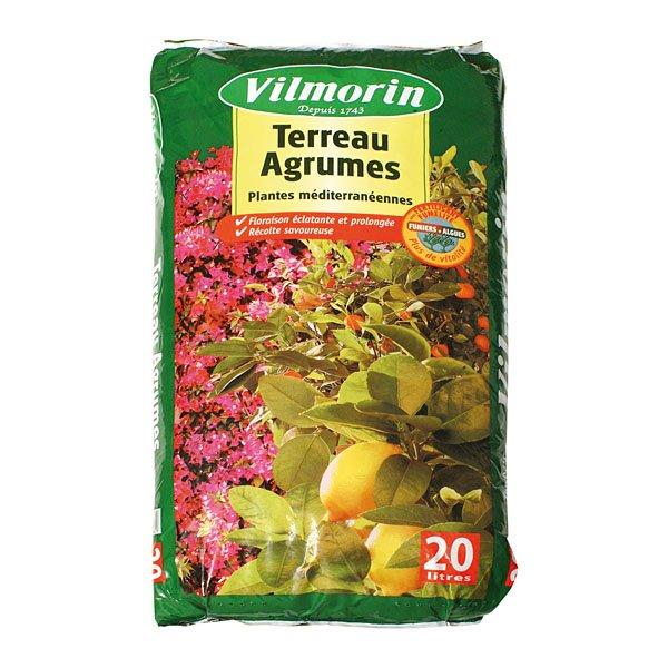 Terreau agrumes Vilmorin