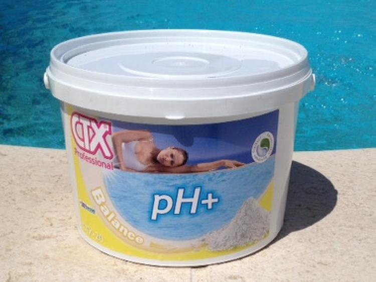 PH PLUS 5KG CTX