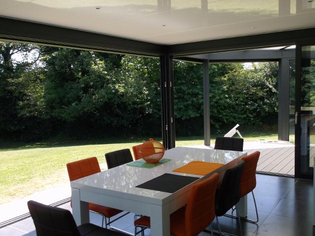 presti confort fermetures veranda