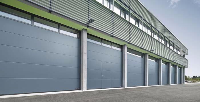 Portes industrielles SPU F42