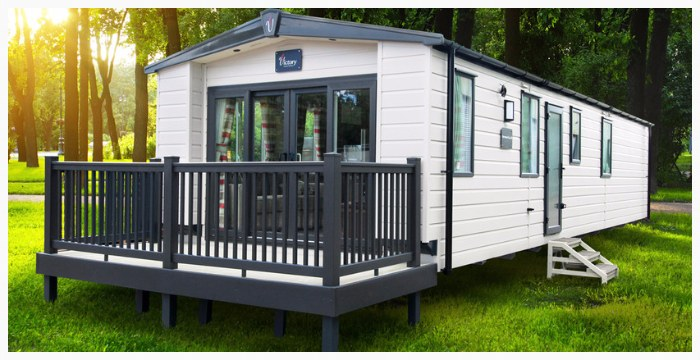 Mobil Home neuf de marque Victory modèle Grovewood