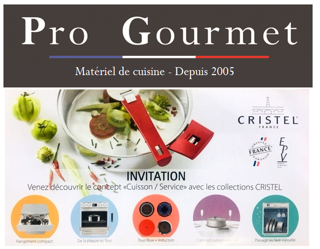 Annonce Démonstration Culinaire