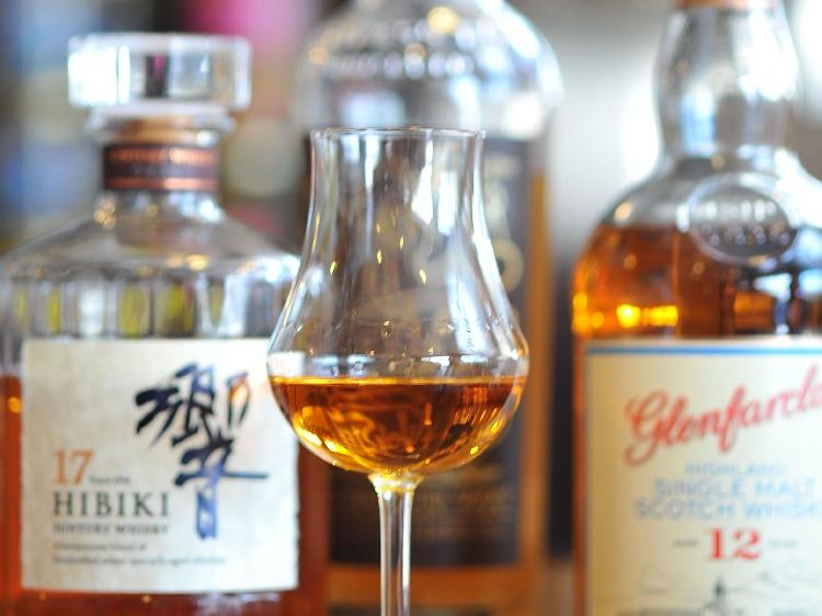 Le coin whisky