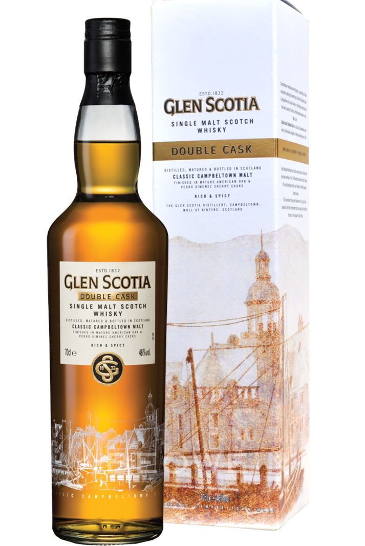 WHISKY GLEN SCOTIA DOUBLE CASK LA CENTRALE DES VINS