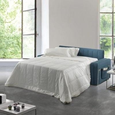 canapé lit ouvert adamo