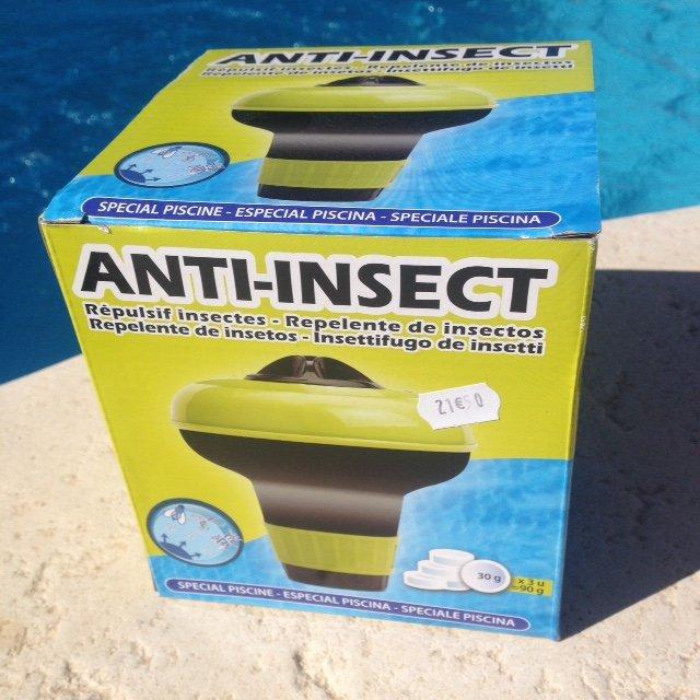 anti insectes repulsif piscine