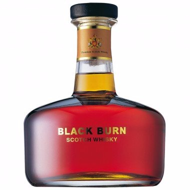 WHISKY BLACK BURN BLEND LA CENTRALE DES VINS