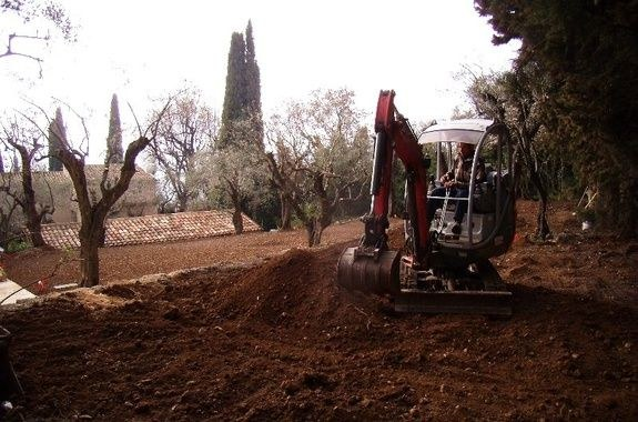 Landscaping and Earth Levelling