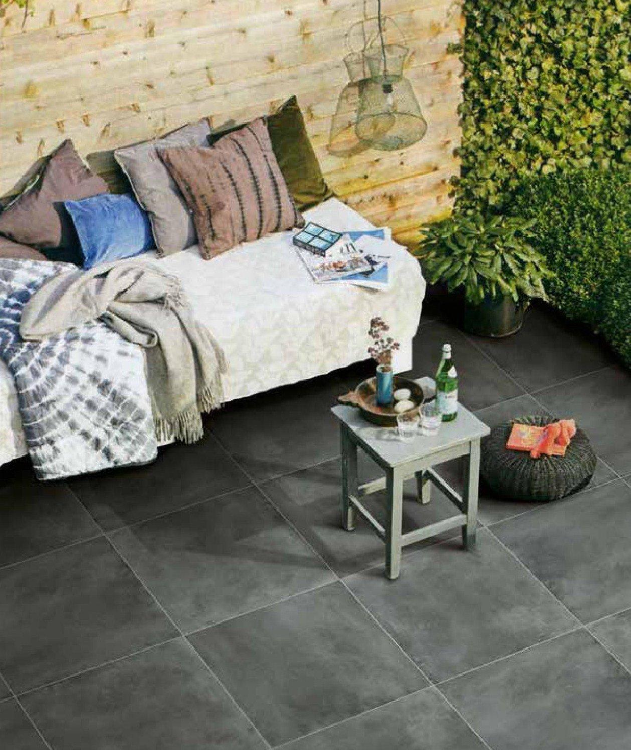 euro carrelage carrelages de sol with euro carrelage carrelage sol gris effet bton alma l x l. Black Bedroom Furniture Sets. Home Design Ideas