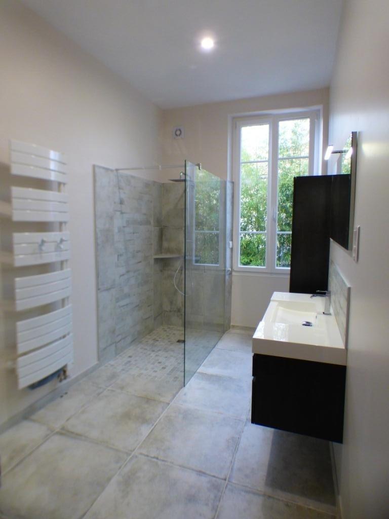 """douche de plein pieds dit:""""à l'italienne"""""""