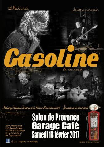 Gasoline on the Road