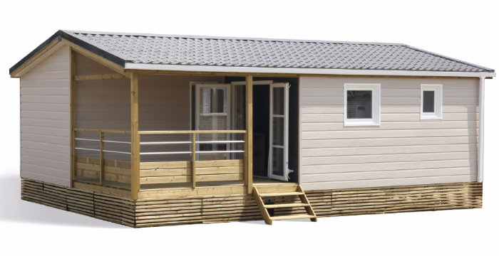 Chalet RAPIDHOME TERRASSE