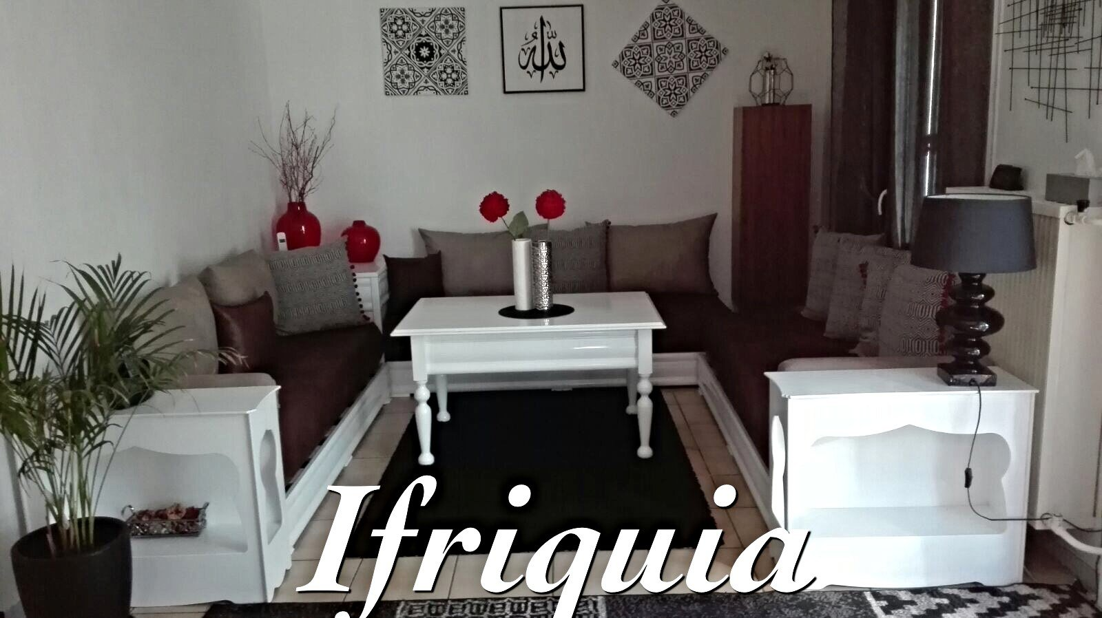 Le Spécialiste Du Salon Marocain Ifriquia Valence Salons