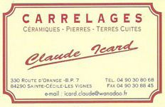 Carrelages Claude Icard