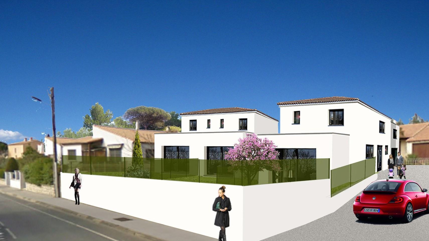 Constructeur villa Castelnau le Lez