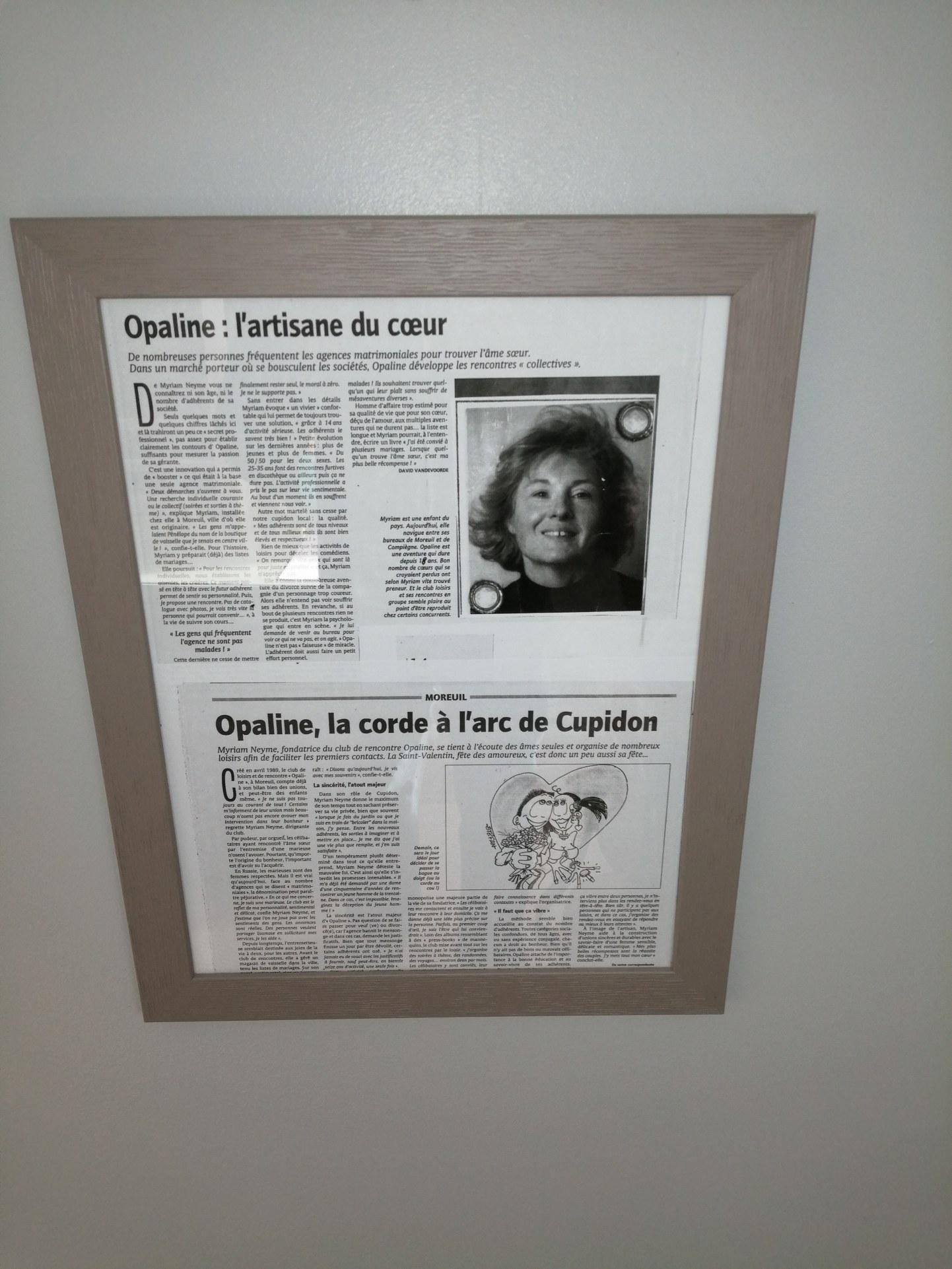 Opaline Saint-Quentin