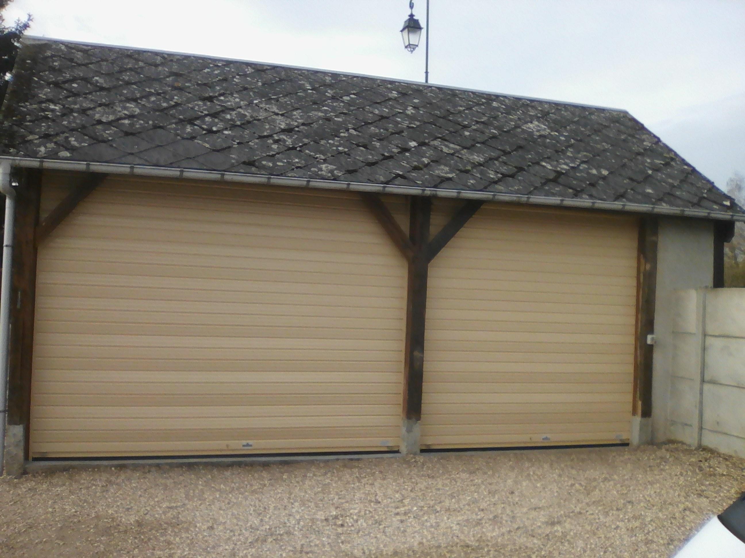 Votre porte de garage sur mesure