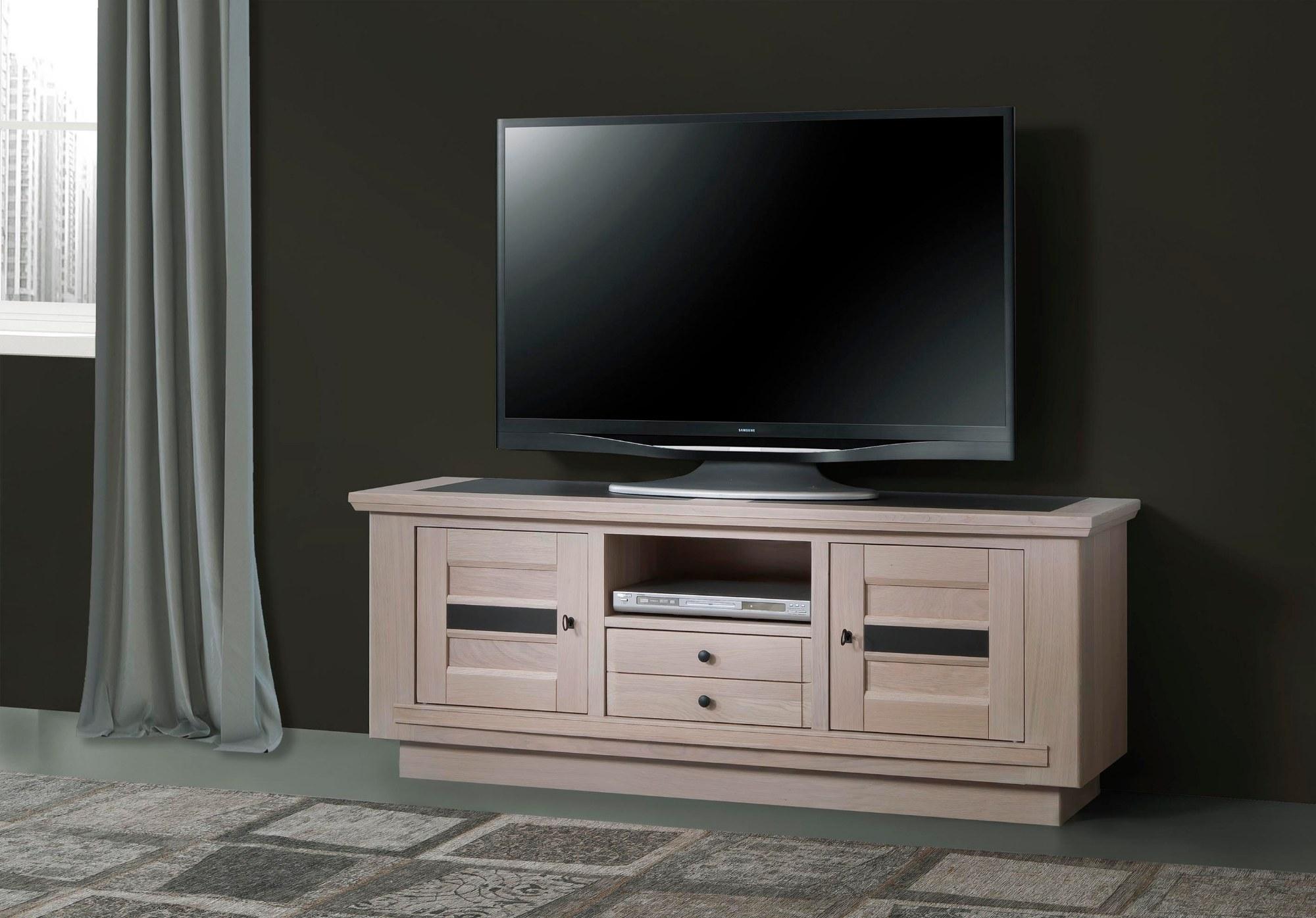 Meuble TV Belem 1 porte 1 tiroir 1 niche