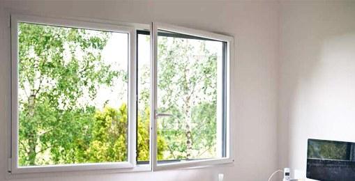 Fenêtre aluminium CAIB
